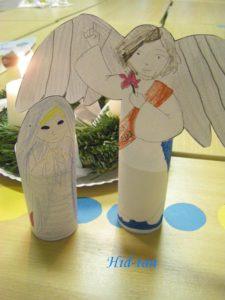 Mária és Gábriel