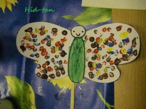 Hernyóból pillangó - a megváltás titka