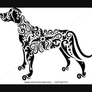 1c02-vector-dog-tattoo-vector-animal-with-floral-ornament-decoration-use-for-tattoo-or-any-design-you-want-112742713